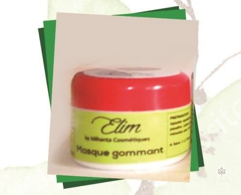 Masque gommant Elim by Mihanta Cosmetiques