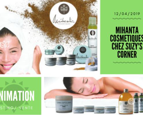 Salon Be Tsarakely   MIhanta Cosmetiques