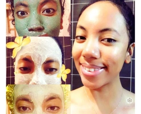 Application produits Mihanta Cosmetiques par Jade Freslon de belledemain.fr